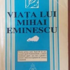 Viata lui Mihai Eminescu- G. Calinescu
