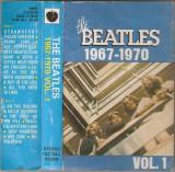 Caseta The Beatles – The Beatles 1967-1970 Vol. 1, originala