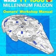 Star Wars YT-1300 Millennium Falcon Owners' Workshop Manual: Modified Corellian Freighter - Ryder Windham, Chris Trevas, Chris Reiff