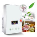 Generator de ozon 15W, purificare si dezinfectare apa si aer, 400 mg/h, afisaj LCD, timer, Malatec