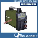 Invertor de sudura Heinner VAS001, 160 A, aparat sudura IGBT