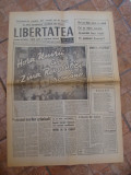 ziarul libertatea - 24 ianuarie 1990