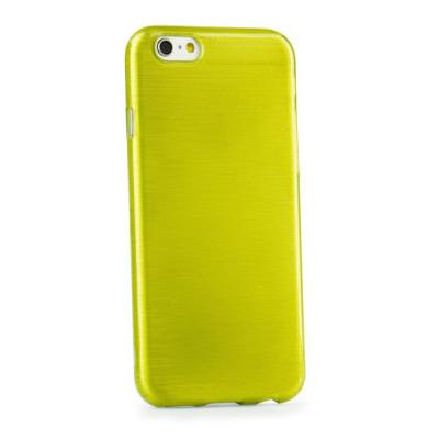 Husa SAMSUNG Galaxy S6 Edge - Jelly Brush (Verde) foto