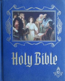 Holy Bible (The Masonic Bible Master Reference Edition), Nemira