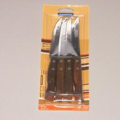 Set cutite inox 12buc.friptura lama zimtata Handy KitchenServ