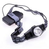 Lanterna frontala Vipow, 3W, LED, alimentare 3 x AAA
