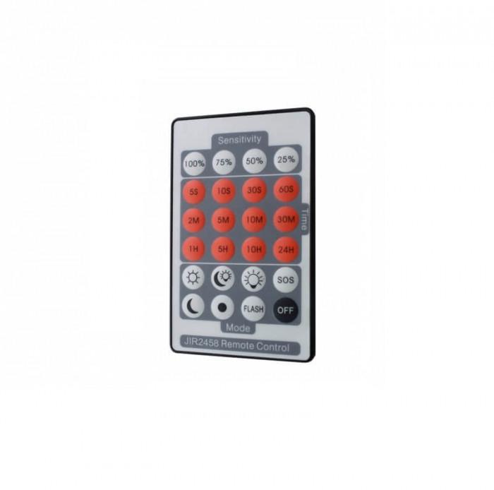 Proiector LED cu telecomanda si senzor de miscare HECHT 2815 50W