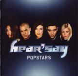 CD Hear'Say – Popstars , original, holograma