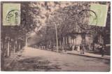 # 2342 Romania, Lacu Sarat - Braila carte postala circulata 1912: Hotel Popescu