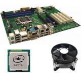 Kit Placa de Baza Refurbished FUJITSU D3236-S1, Intel Core i3-4160, Cooler