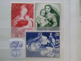 1954-Saarland-Complet set- Mi=+130$-MNH-Perfect, Nestampilat