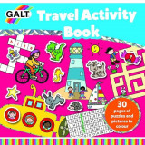 Carte de activitati - Travel, Galt