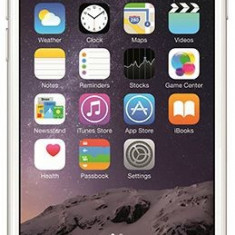 Telefon Refurbished Apple iPhone 6 Plus, Procesor Apple A8 Dual Core 1.4 GHz, IPS LED-backlit widescreen Multi‑Touch 5.5inch, 1GB RAM, 128GB flash, 8M, Auriu, Smartphone, Neblocat