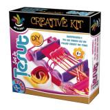 Creative Kit Set de Tesut Fular 64875, D-Toys