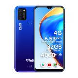 Cumpara ieftin Telefon mobil Smart iHunt Titan P4000 Pro, Android 10, 4G+, ecran IPS 6.53 inch, 32 GB, 2 GB RAM, 13 MP, 4000 mAh, Dual Sim, Blue