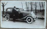 Roman din diaspora americana cu automobil de epoca, SUA interbelica