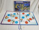 Jucarie veche comunista - Joc Romanesc HOCHEI PE GHEATA  - Joc de colectie 1976