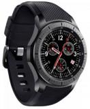 Smartwatch iUni DM368, 1.39inch, GPS, Bratara silicon (Negru)