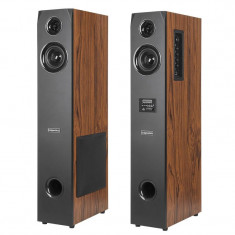 Sistem Audio Activ 2.0 Wave Plus Kruger & Matz, Bluetooth 4.0, RCA, USB, 2 x 42 W