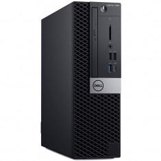 Sistem desktop Dell OptiPlex 7060 SFF Intel Core i7-8700 8GB DDR4 256GB SSD Linux 3Yr BOS