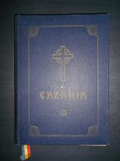 CAZANIA. TALCUIREA EVANGHELIILOR SI CAZANII LA TOATE DUMINICILE  (1973) foto