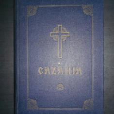 CAZANIA. TALCUIREA EVANGHELIILOR SI CAZANII LA TOATE DUMINICILE  (1973)