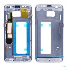 914b3f0261c Cauti Rama carcasa mijloc Samsung Galaxy S7 G930F gold? Vezi oferta ...