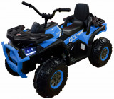 Cumpara ieftin ATV electric 4x4 Premier Desert, 12V, roti cauciuc EVA, MP3, albastru