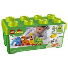 LEGO® DUPLO® - Prima mea cutie de caramizi cu animale (10863)
