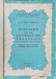 Silvia Pandelescu - Histoire de la litterature francaise- XIX siecle - La poesie