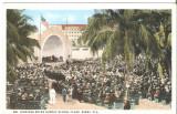 SUA WM. JENNINGS BRIYAN SUNDAY SCHOOL CLASS MIAMAI FLORIDA UNUSED VINTAGE PC, Circulata, Fotografie