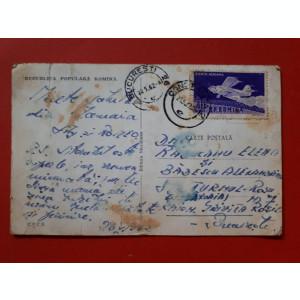 CARTE POSTALA CONSTANTA Cazinoul × RPR 1962