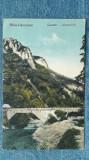 86 - Baile Herculane - Cascada / Wasserfall / carte postala , pod, Circulata, Fotografie