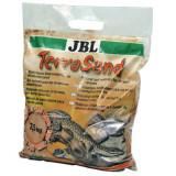 JBL TerraSand Natur Red 7,5kg, 7101700, nisip terariu, rosu