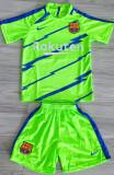 Compleu Echipament fotbal pentru copii 5-6 ani FC Barcelona DEMBELE, YXS