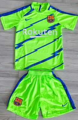 Compleu Echipament fotbal pentru copii 5-6 ani FC Barcelona DEMBELE foto