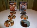 Breakout Kings 2011–2012 REGI EVADARILOR  2 sezoane DVD, Crima, Romana