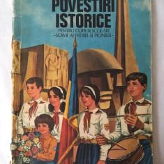Povestiri istorice partea a treia, 1984, Dumitru Almas