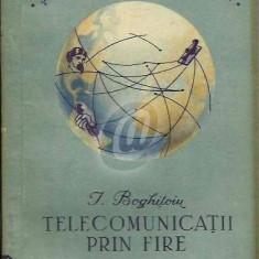 Telecomunicatii prin fire