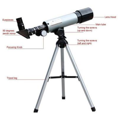 Telescop astronomic pentru amatori si incepatori F36050 foto
