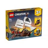 LEGO Creator Corabie de pirati No. 31109