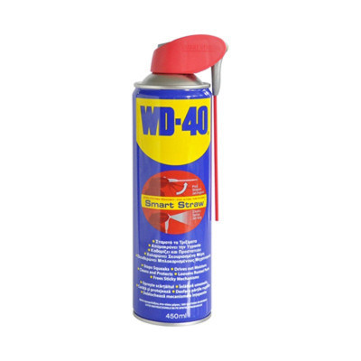 Lubrifiant Multifunctional Wd-40 Smartstraw 450Ml foto