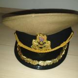 CHIPIU CASCHETA OFITER  MILITAR ANI 1990 -2000 STOC