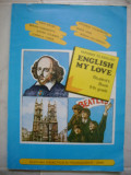 English My Love-Student's book