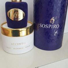SOSPIRO   ACCENTO  100  ML