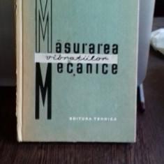 MASURAREA VIBRATIILOR MECANICE - GH. BUZDUGAN