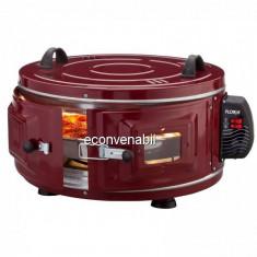 Cuptor Electric Rotund 40L 1100W 250 Grade Zilan Floria ZLN2911