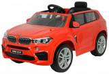 Cumpara ieftin Masinuta electrica SUV Premier BMW X5M, 12V, roti cauciuc EVA, scaun piele ecologica, rosu