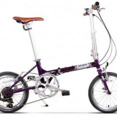 Bicicleta Pegas Teoretic 7S, Pliabila, 7 Viteze (Mov)