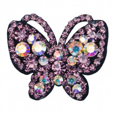 Agrafa par -Butterfly - A62